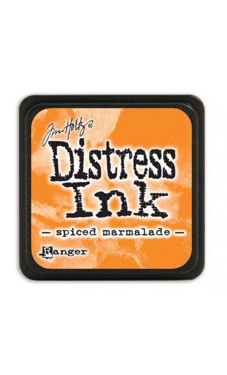 Distress ink mini spiced marmalade