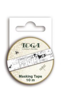 """Masking tape""""El bosque encantado"""""""