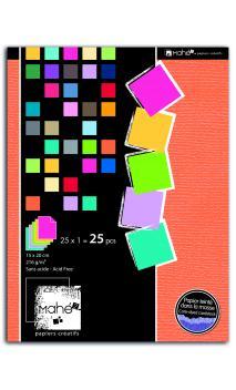 Bloc Mahe 15x20 Colores 25f