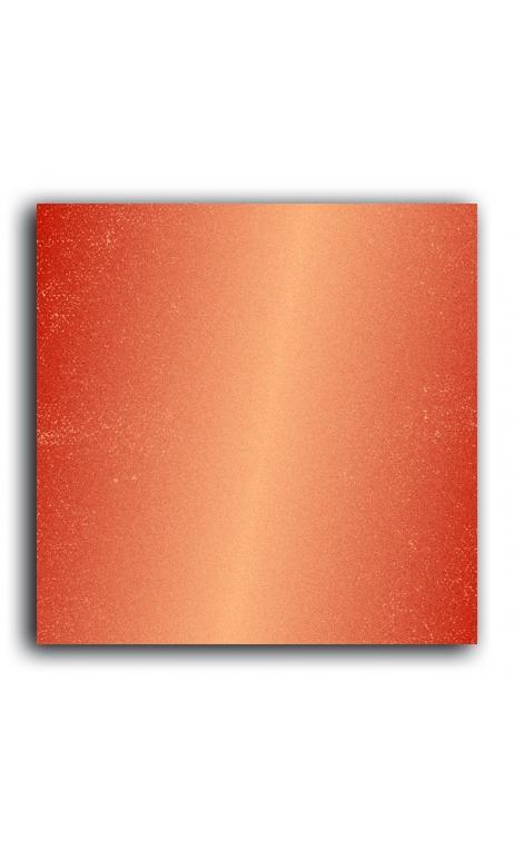 Mahé 30x30 - cobre espejo 1hojas