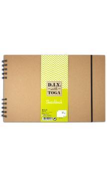Sketchbook 30x20cm 80 pages 128g