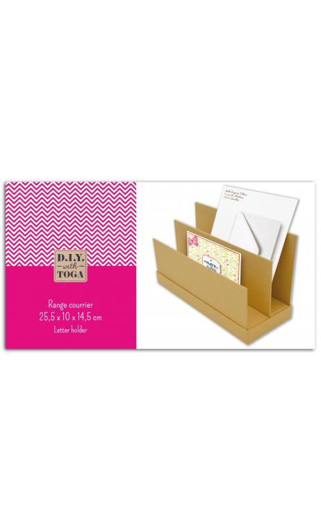 Organizador correo  25.5x10x14.5cm