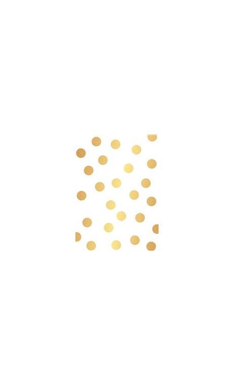 12 Bolsas blanco et or