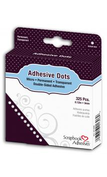 Puntos adhesivos - 325 puntos de 3mm
