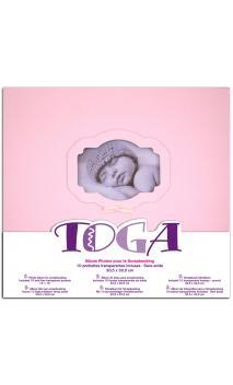 Album 30x30 nacimiento Rosa