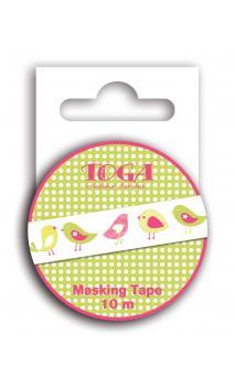 Masking tape Piou piou - 10m