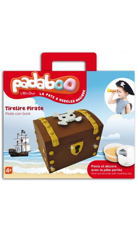 Padaboo - Kit hucha pirata