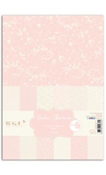 Color factory - A4 - 48 hojas romantique