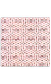 Rollos Or de Bombay 38x56 Marfil petites flores