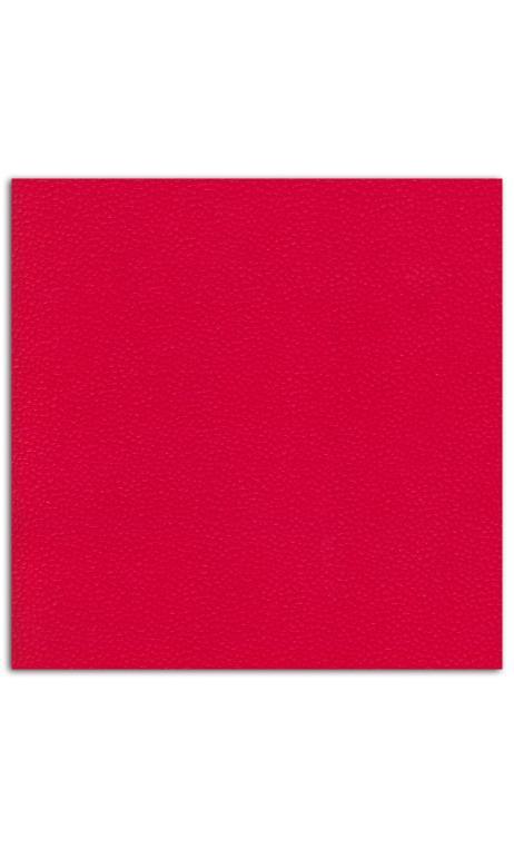 Rollos Or de Bombay 38x56 efecto cuero Rojo