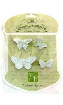 Surtido adornos Resina-Mariposa