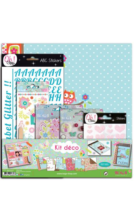 Kit decoración PRINTANIER