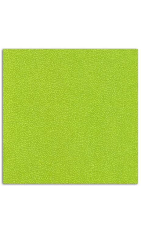 Rollos Or de Bombay 38x56 efecto cuero Verde Anís