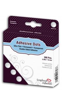 Puntos adhesivos - 300 pastillas 10mm