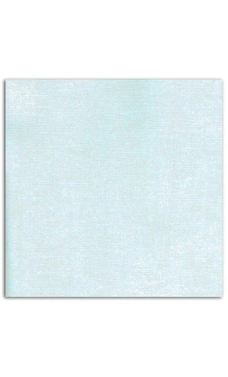 Mahe2 30 x 30 - 1 hoja  azul pastel.
