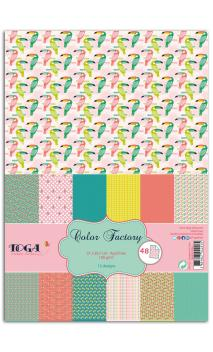 Color Factory - a4 - 48 hojas  Zanimo