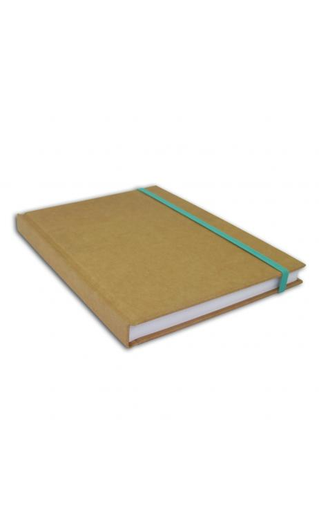 Cuaderno bullet journal kraft 240 páginas a5