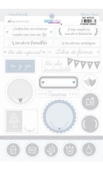 Sticker para proyectos de Boda