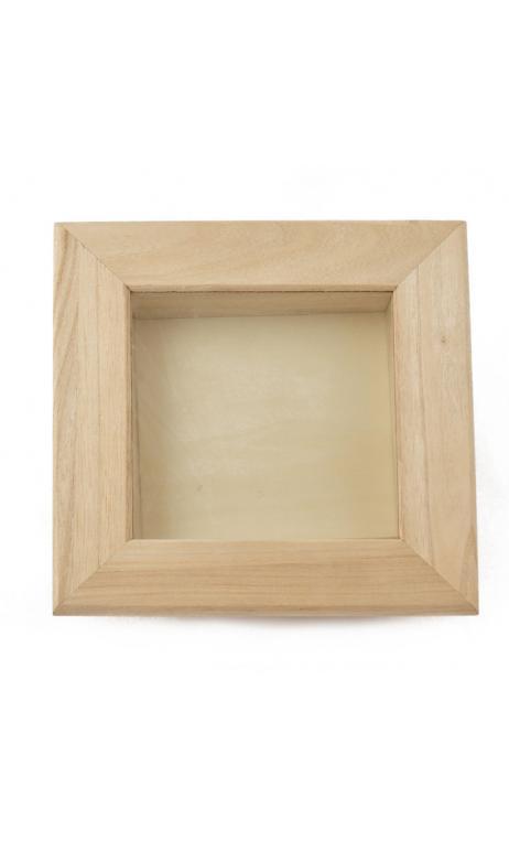 Cuadro tridimensional 16/16 cm