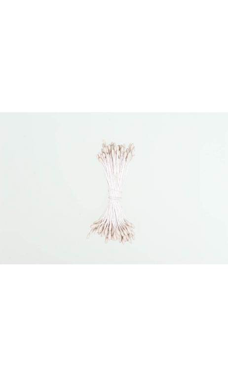 Semillas de flor, gris 100 pcs, 6 cm