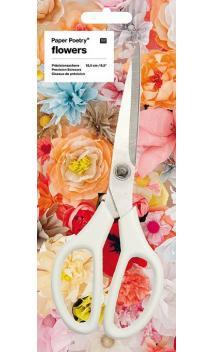 """Tijeras de precisión """"Flores""""19,5 cm"""