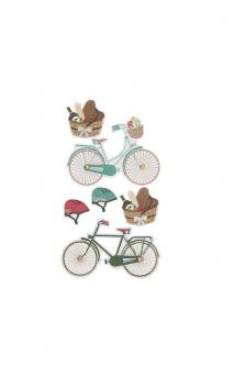 Stickers 3D, Vuelta en Bici