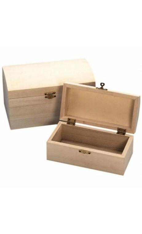 2 Cajas de madera