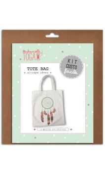 Kit tote bag atrapa sueños