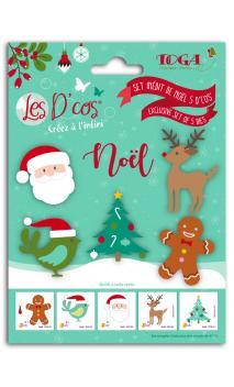 5 d'cos® Navidad
