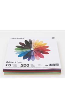 Origami basic, 5 x 5 cm