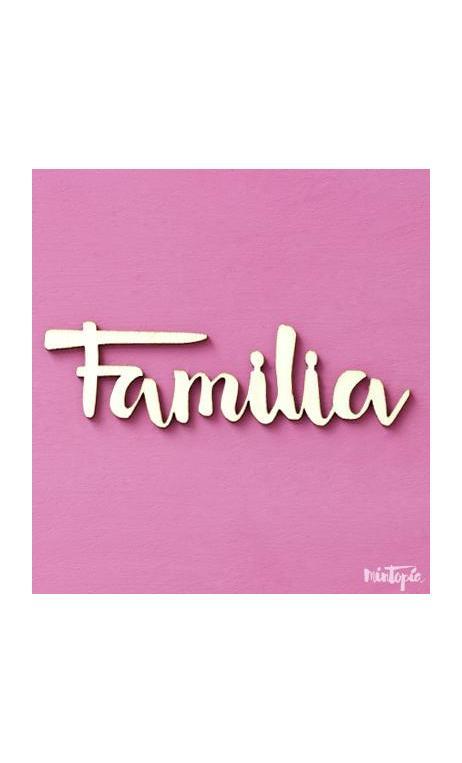 Maderita Familia 12 cm