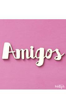 Maderita Amigos 12 cm