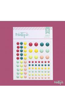 Enamel Dots Lovely 84 piezas