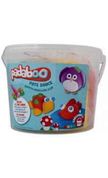 Cubo Mix 4*200G Plastilina