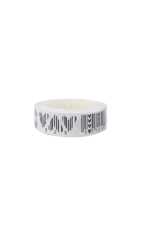 Washi Tape  codigo de barras