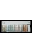 Caja de cintas Arco Iris efetco espejo