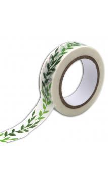 Masking Tape - Follaje - 10M