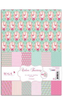 Color factory - A4 - 48 hojas Josephine