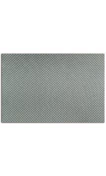tela adhesiva A4 - gris topos blanco