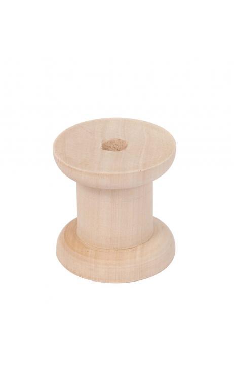 Carrete de madera