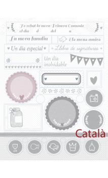 Sticker para proyectos de Primera Comunión