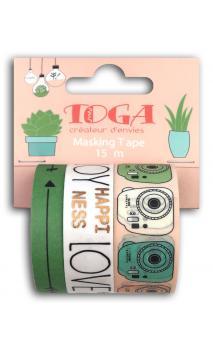 Masking tape x3 - enjoy the little things -5m