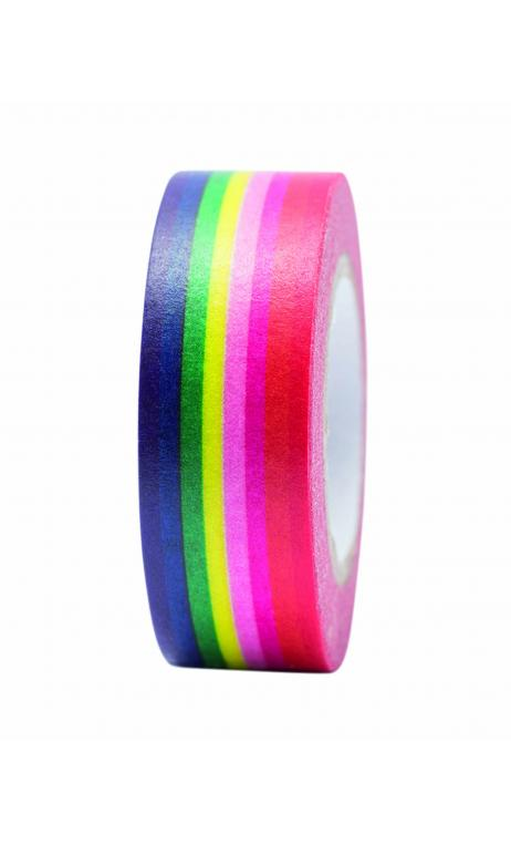 Tape magical summer, cool icon 15 mm x 10 m