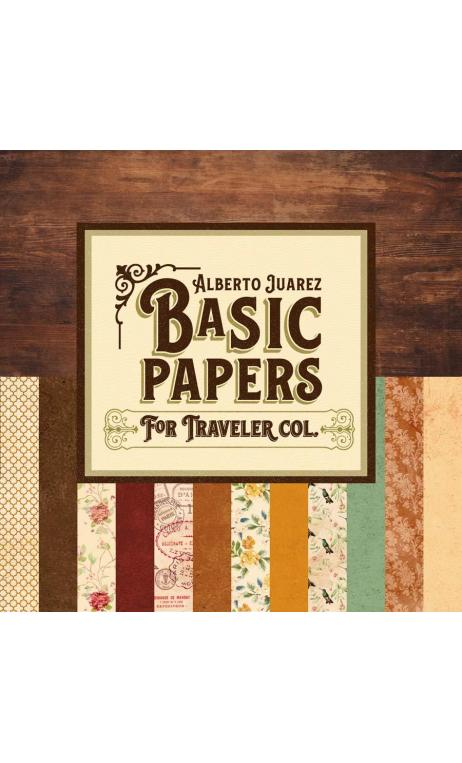 Colección Basic paper for Traveler