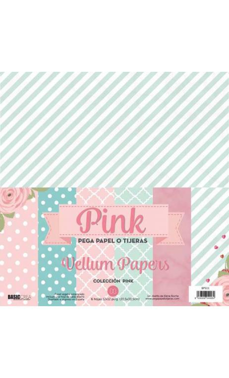 Pink-Vellum Papers