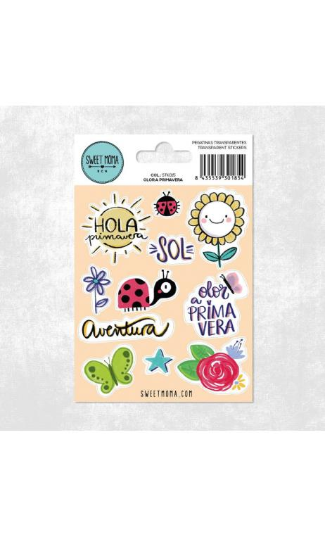 Stickers - Olor a primavera