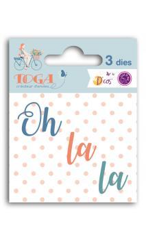 Die's Oh La La 6x2 cm