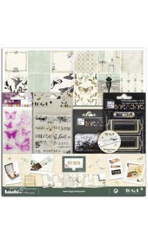Kit cabinet de curiosite deco