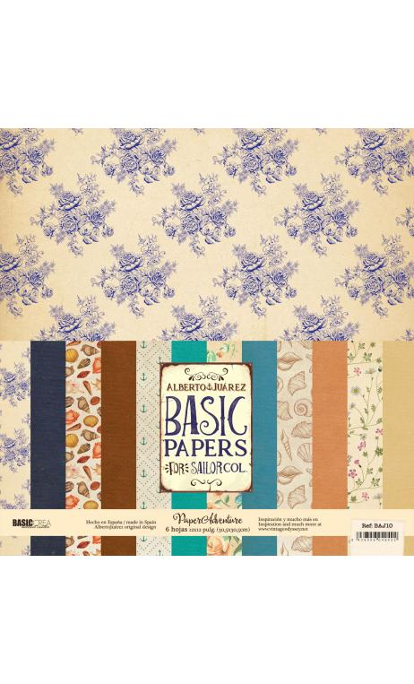 Colección Sailor Basic Papers
