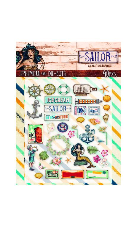 Die Cuts SAILOR